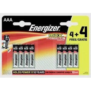 Energizer AAA x 8