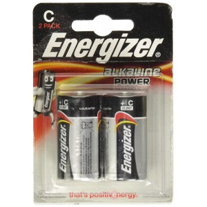 Energizer Ultra Plus C Battery (Pack of 2)