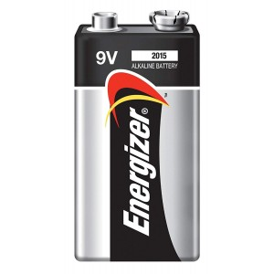 Energizer 9V Battery (Pk.1)