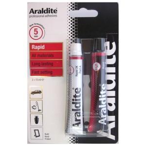 Araldite Rapid Adhesive Tube
