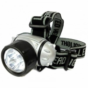 Clulite 3-LED Head Light Torch HL16