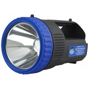 Clulite Pro Liter 300 LED Rechargeable Spotlight Blue