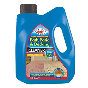 Doff Super Concentrate Path Patio & Decking Cleaner 2.5