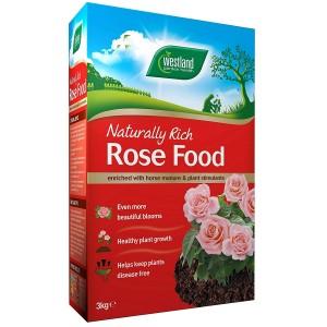 Westland Horse Manure & Plant Stimulant Enriched Rose Food 3kg