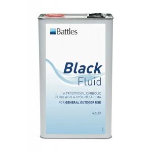 Battles Black Fluid 4.5 Litre