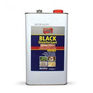 Knock Out Black Disinfectant 5 Litre