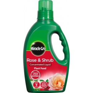 Miracle-Gro Rose & Shrub Plant Food 1 Litre