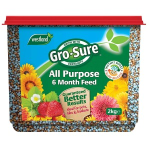 Westland Gro-sure 6 Month Slow Release Plant Food 2kg