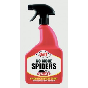 Doff No More Spiders