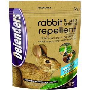Defenders Rabbit and Wild Animal Repellent 50g Sachet