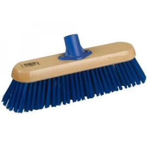 HBC Broom - Socketed Soft Blue PVC
