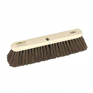 Hillbrush Deck Scrubber with Handle