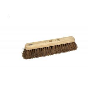 Hillbrush Traditional H4/3 Soft Industrial Platform Broom Head 457mm
