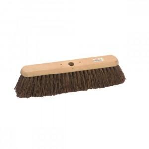 """Hillbrush Stiff Yard Brush Head 18"""""""