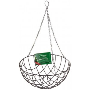 Kingfisher Hanging Basket & Chain 14""