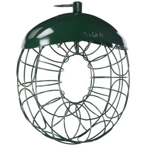 Peckish Donut Shaped Metal Energy Ball Bird Feeder