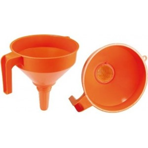 Pressol Funnel With Filter 160mm