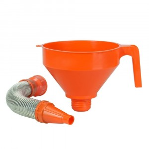 Pressol Funnel with Flexible Metal Spout - 160mm