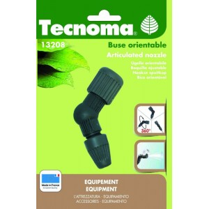 Tecnoma Articulated Nozzle