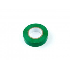 PVC Electrical Insulation Tape - Green - 19mm x 20 Metre