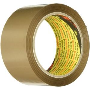 3M Scotch Parcel Tape Brown