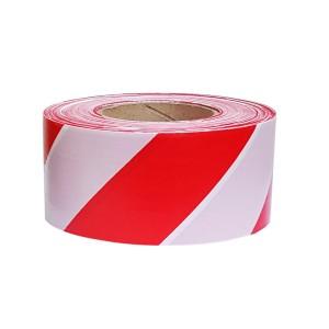 Ultratape Bunting Tape Red/White 70mm