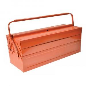 "Bahco Metal Cantilever Tool Box 21"""