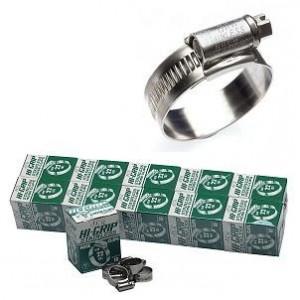 JCS Hose Clip Hi-Grip 25mm