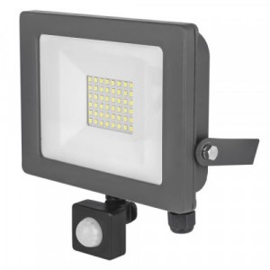 Status 30W LED PIR Floodlight