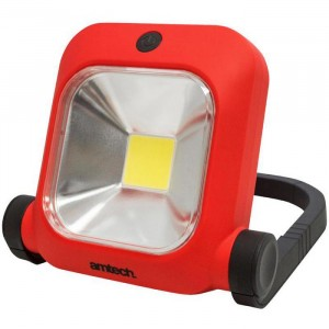 Amtech 10W COB LED Rechargeable Work Light