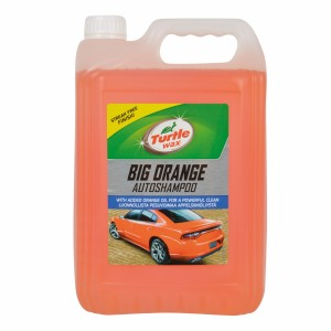 Turtle Wax Big Orange Car Shampoo 5 Litre