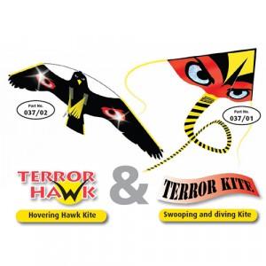 Portek Twin Kite Bird Scaring Kit