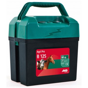 Agri Pro B125 9V Battery