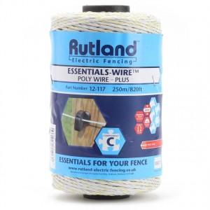 Rutland Poly Wire Plus 250m 12-117