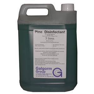 Galgorm Pine Disinfectant - 5 Litre