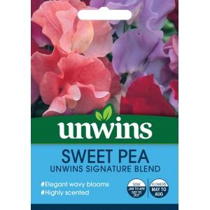 Sweet Pea Unwins Signature Blend
