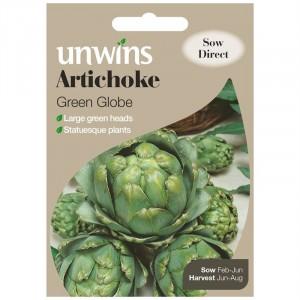 Unwins Artichoke Green Globe