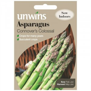 Unwins Asparagus Connover's Colossal