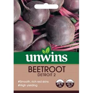 Unwins Beetroot Detroit 2