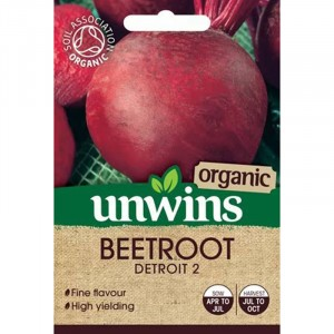 Unwins Beetroot Detroit 2 (Organic)