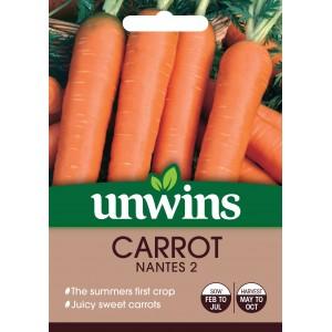 Unwins Carrot Nantes 2