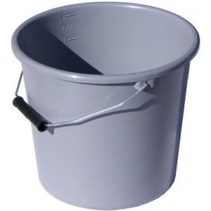 5 Litre Calf Bucket - Grey