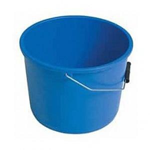 Stadium Plastic Bucket - Blue - 5L Capacity