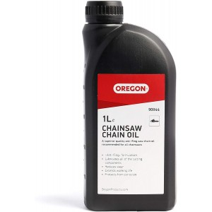Oregon Chainsaw Chain and Guide Bar Oil - 1 Litre
