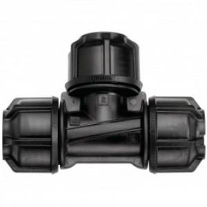 Philmac Equal Tee Connector 32mm