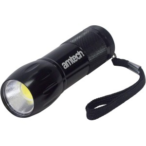 Amtech COB LED Mini Torch 3W