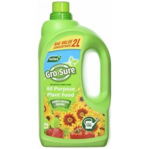 Westland Gro-Sure All Purpose Plant Food 2 Litre