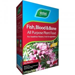 Westland Fish, Blood & Bone Plant Feed 3.5kg