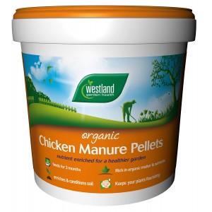 Westland Organic Chicken Manure Pellets - 10kg
