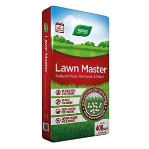 Westland Lawn Master Natural Moss Remover & Feed 400 Sq.M